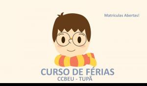 Curso de Férias Tupã: Inventando a varinha do Harry Potter!