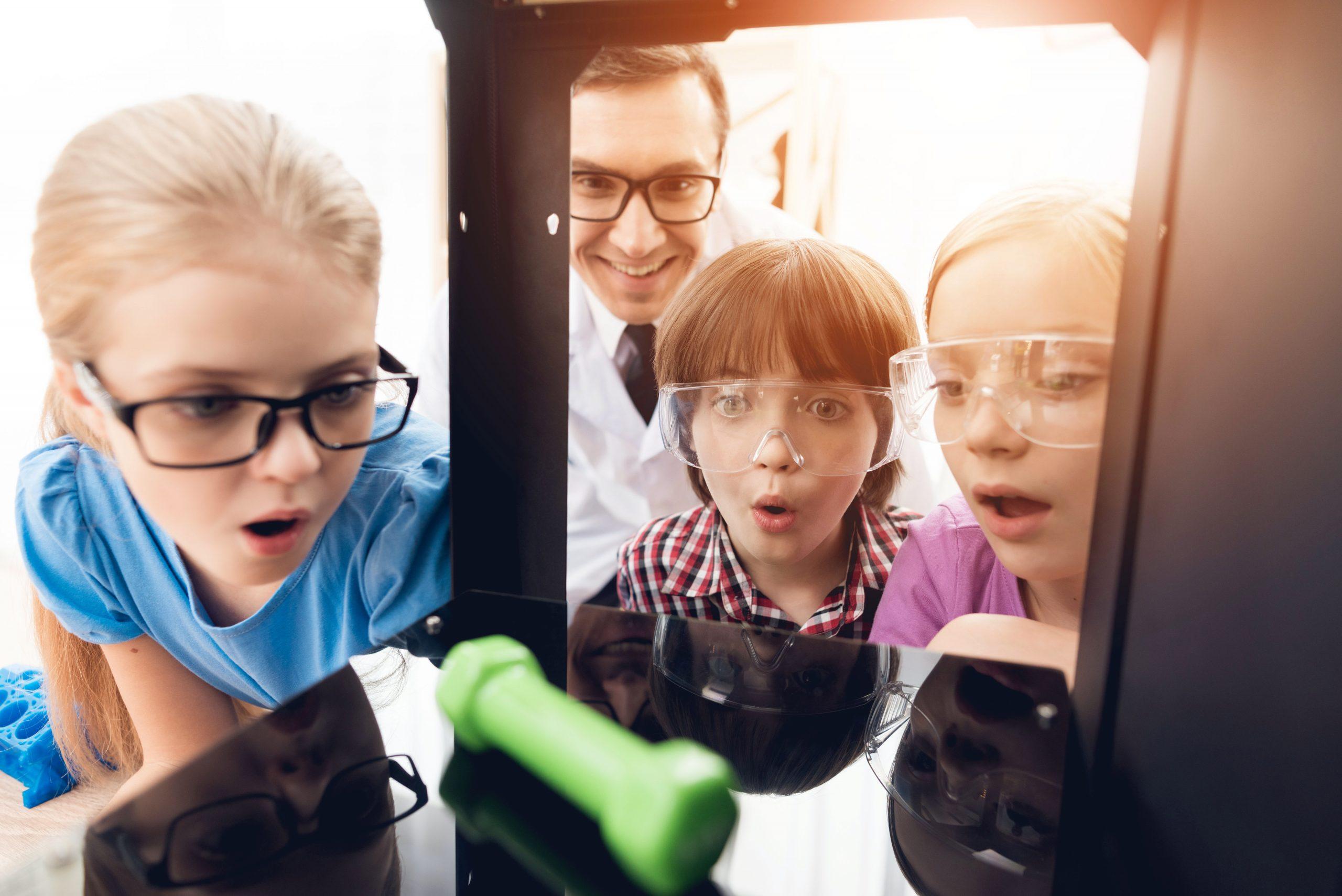Cultura Maker & Aprendizagem Criativa: : 5 motivos para investir na Cultura Maker